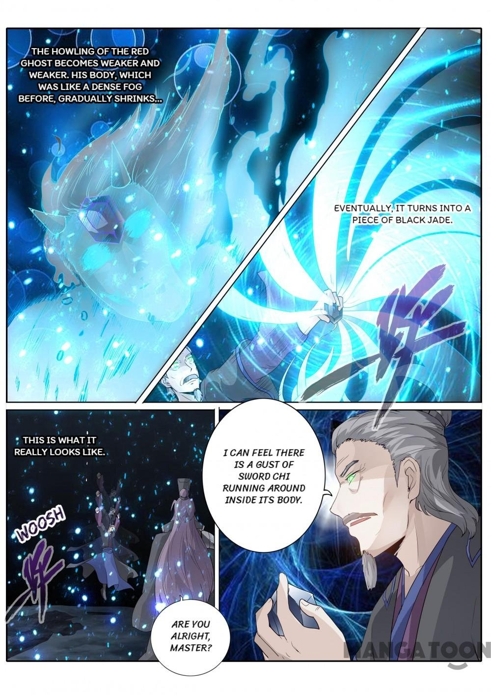 Manga All Heavenly Days - Chapter 167 Page 7