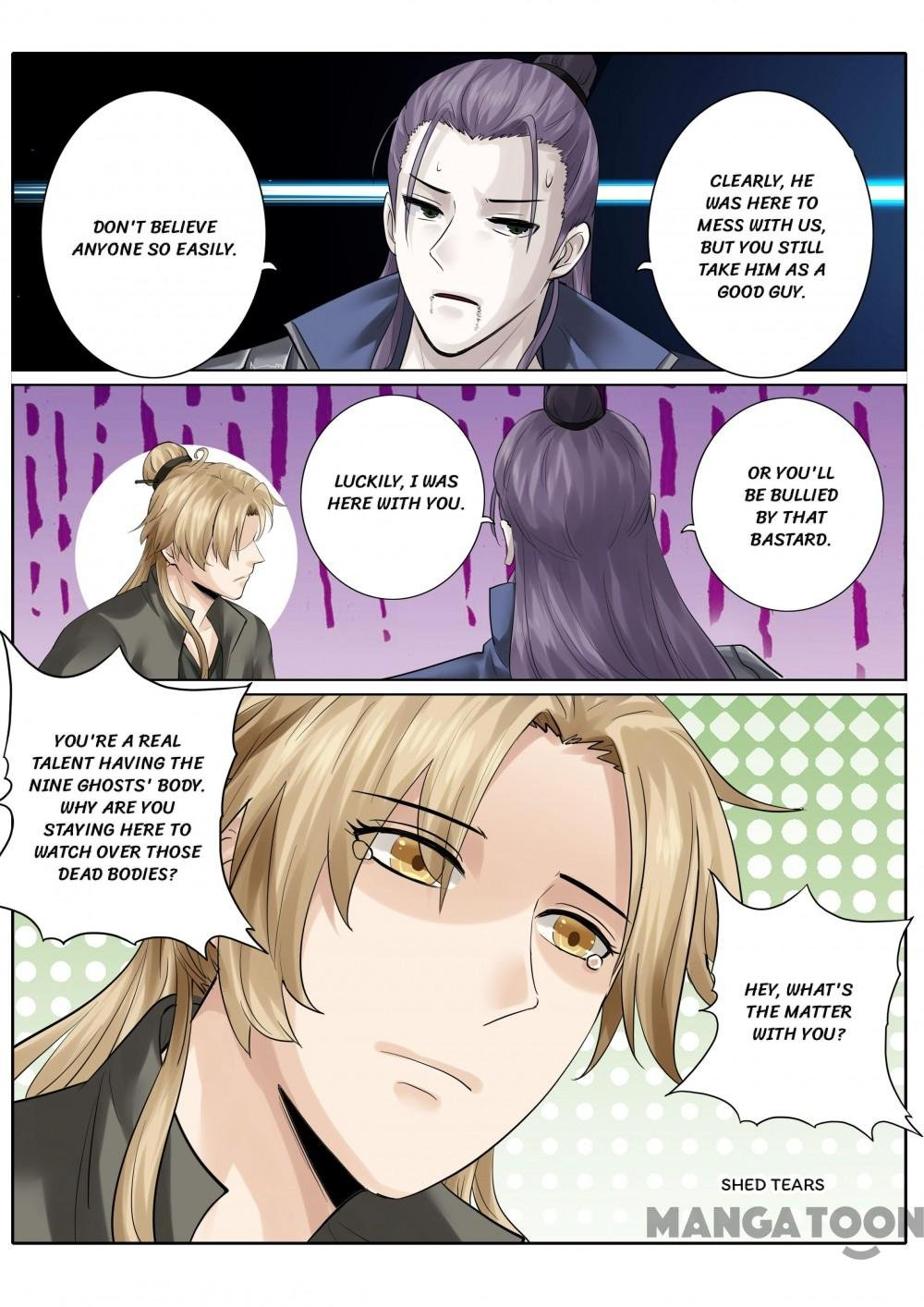 Manga All Heavenly Days - Chapter 166 Page 6
