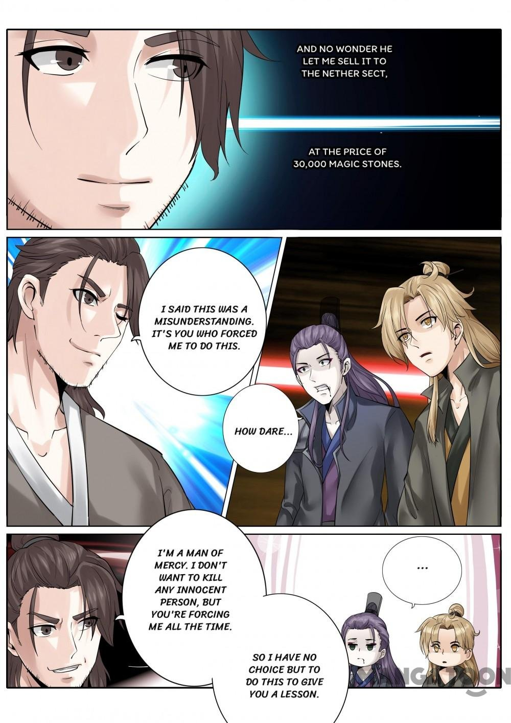 Manga All Heavenly Days - Chapter 166 Page 4