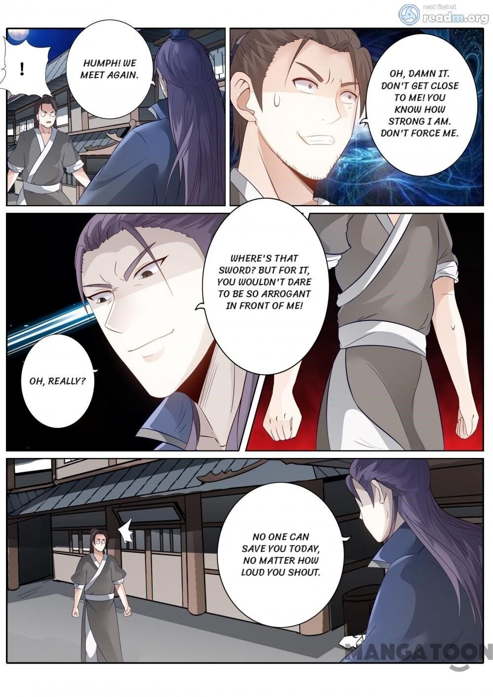 Manga All Heavenly Days - Chapter 168 Page 7