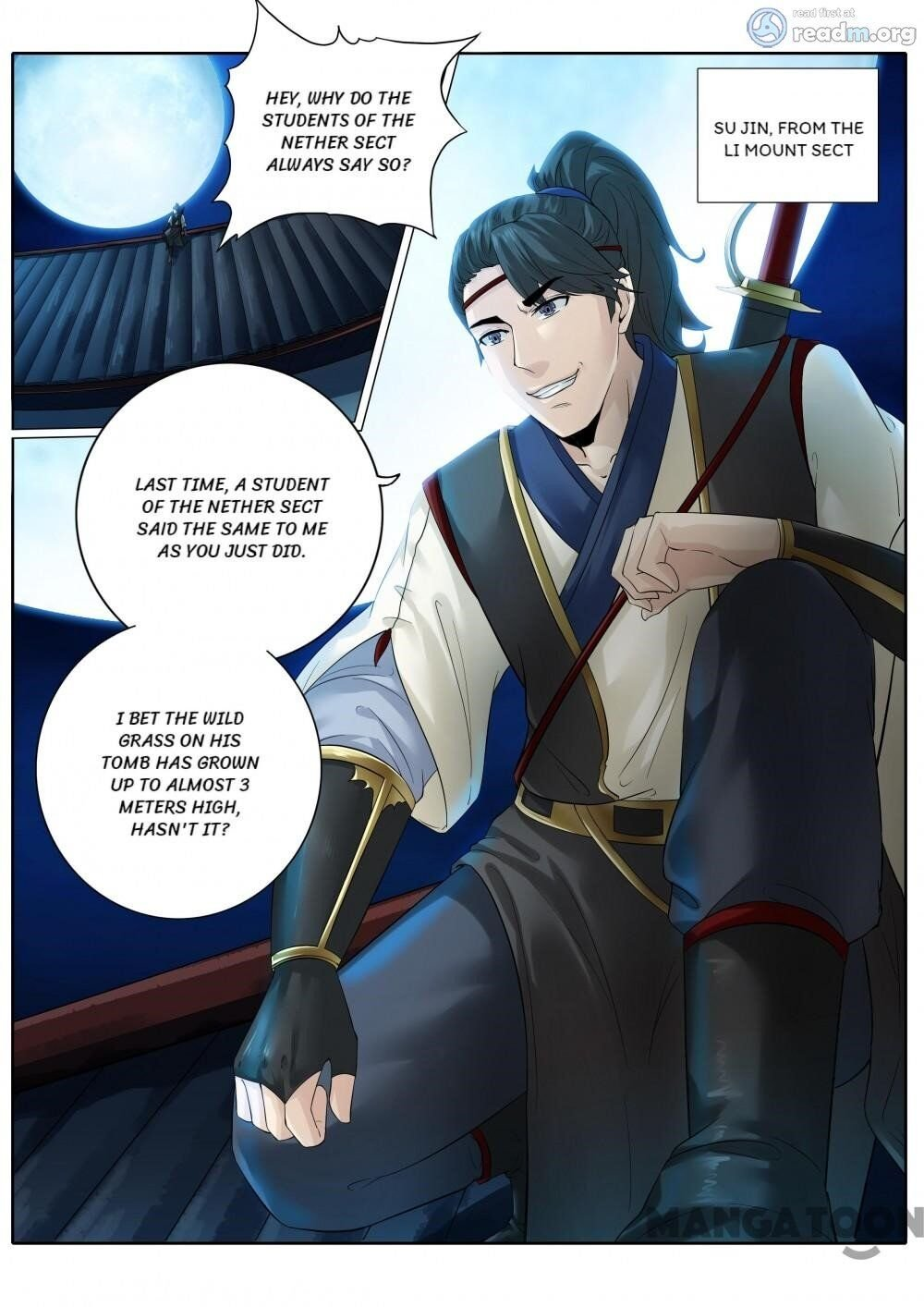 Manga All Heavenly Days - Chapter 168 Page 8