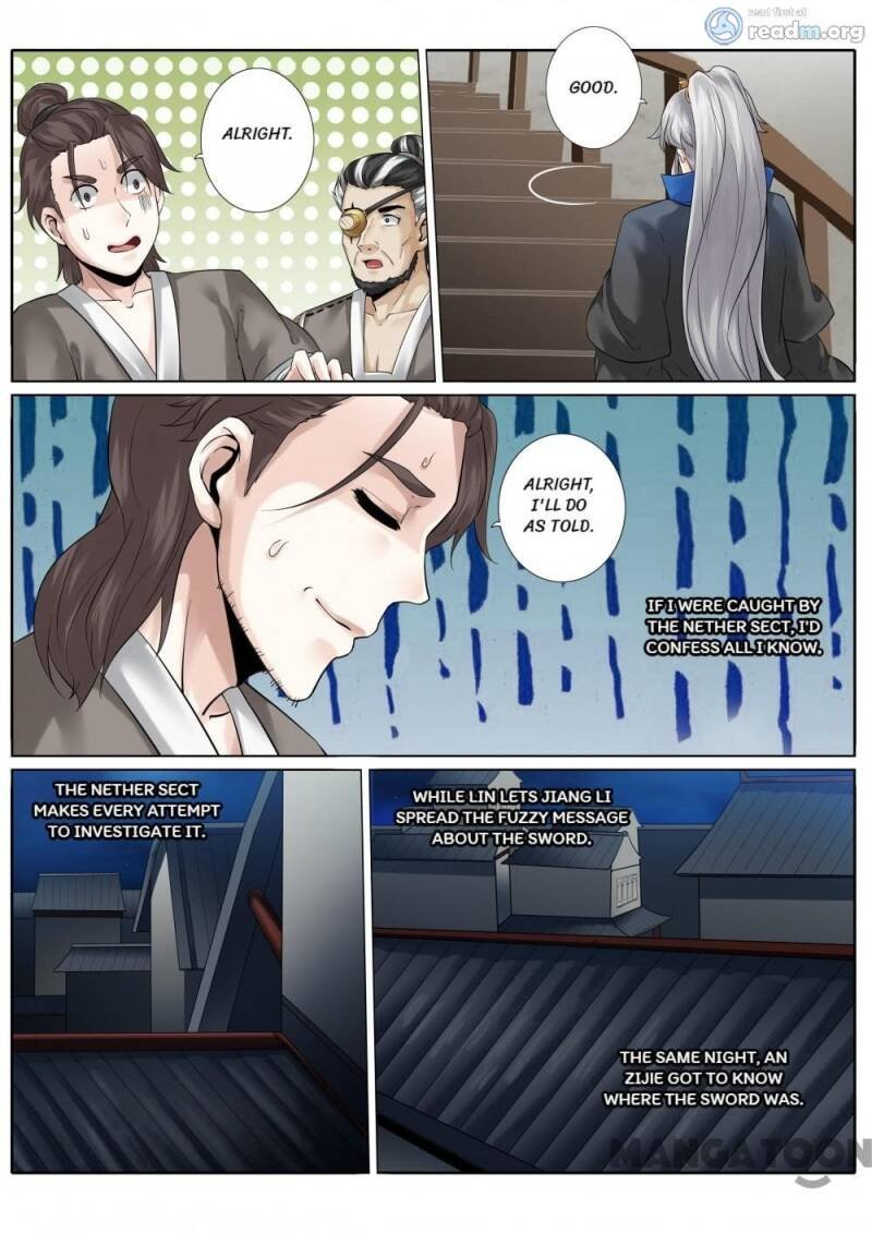 Manga All Heavenly Days - Chapter 168 Page 5