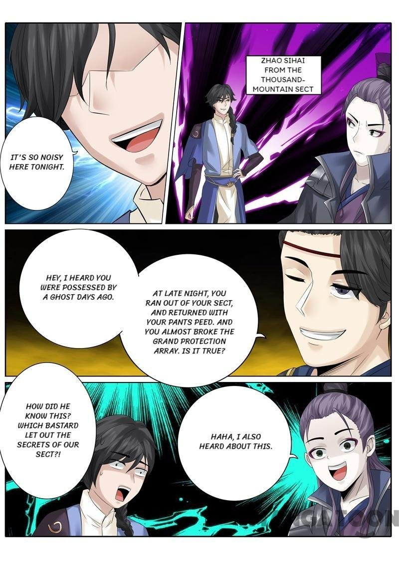 Manga All Heavenly Days - Chapter 169 Page 4