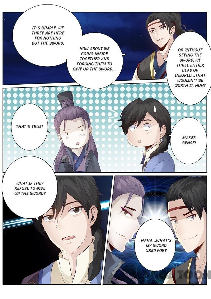 Manga All Heavenly Days - Chapter 171 Page 9