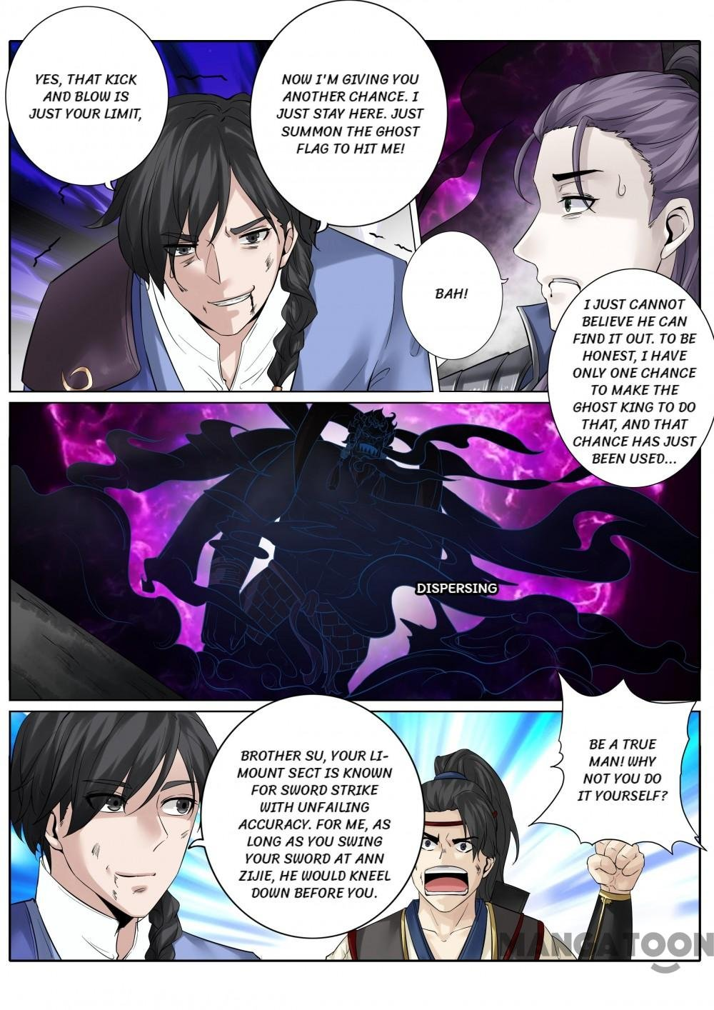 Manga All Heavenly Days - Chapter 171 Page 7