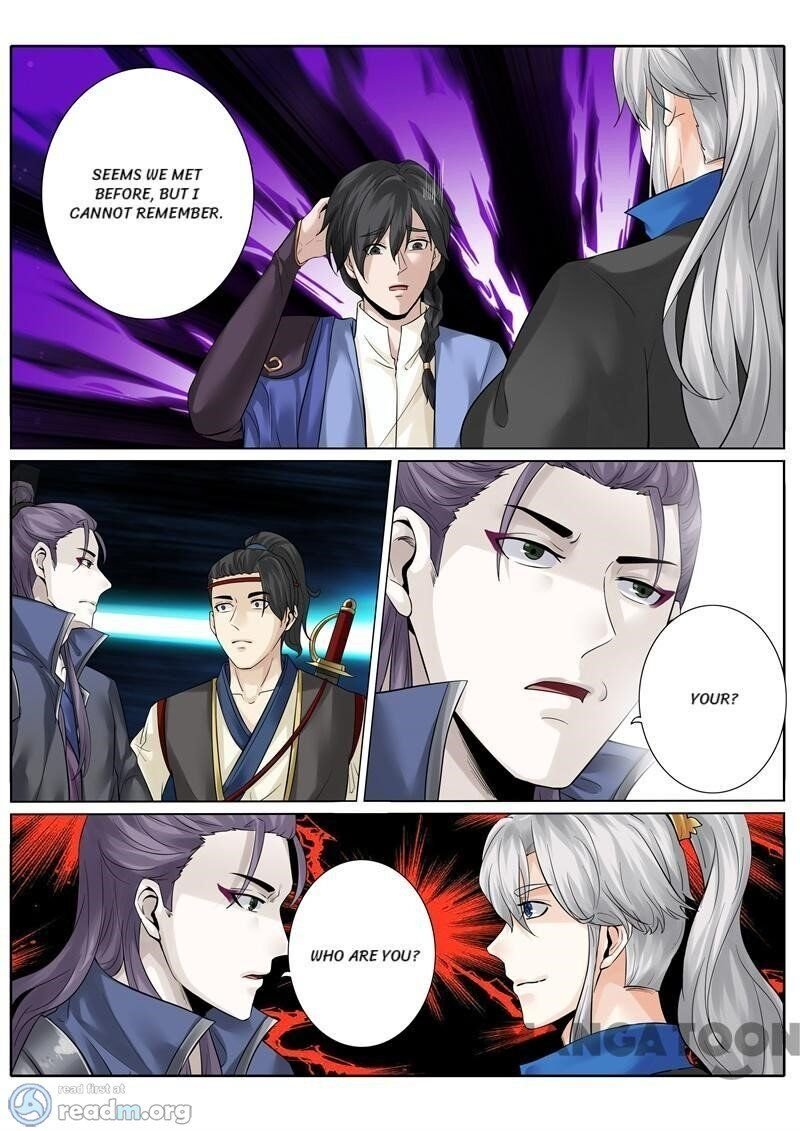 Manga All Heavenly Days - Chapter 172 Page 8