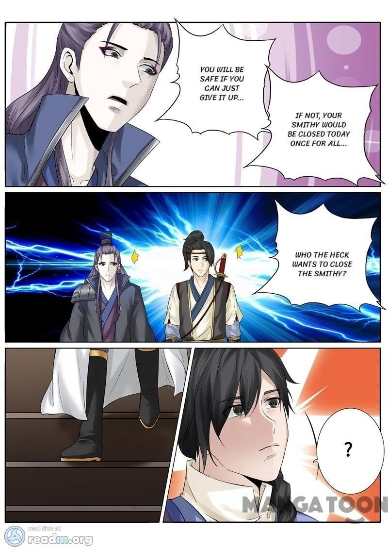Manga All Heavenly Days - Chapter 172 Page 6