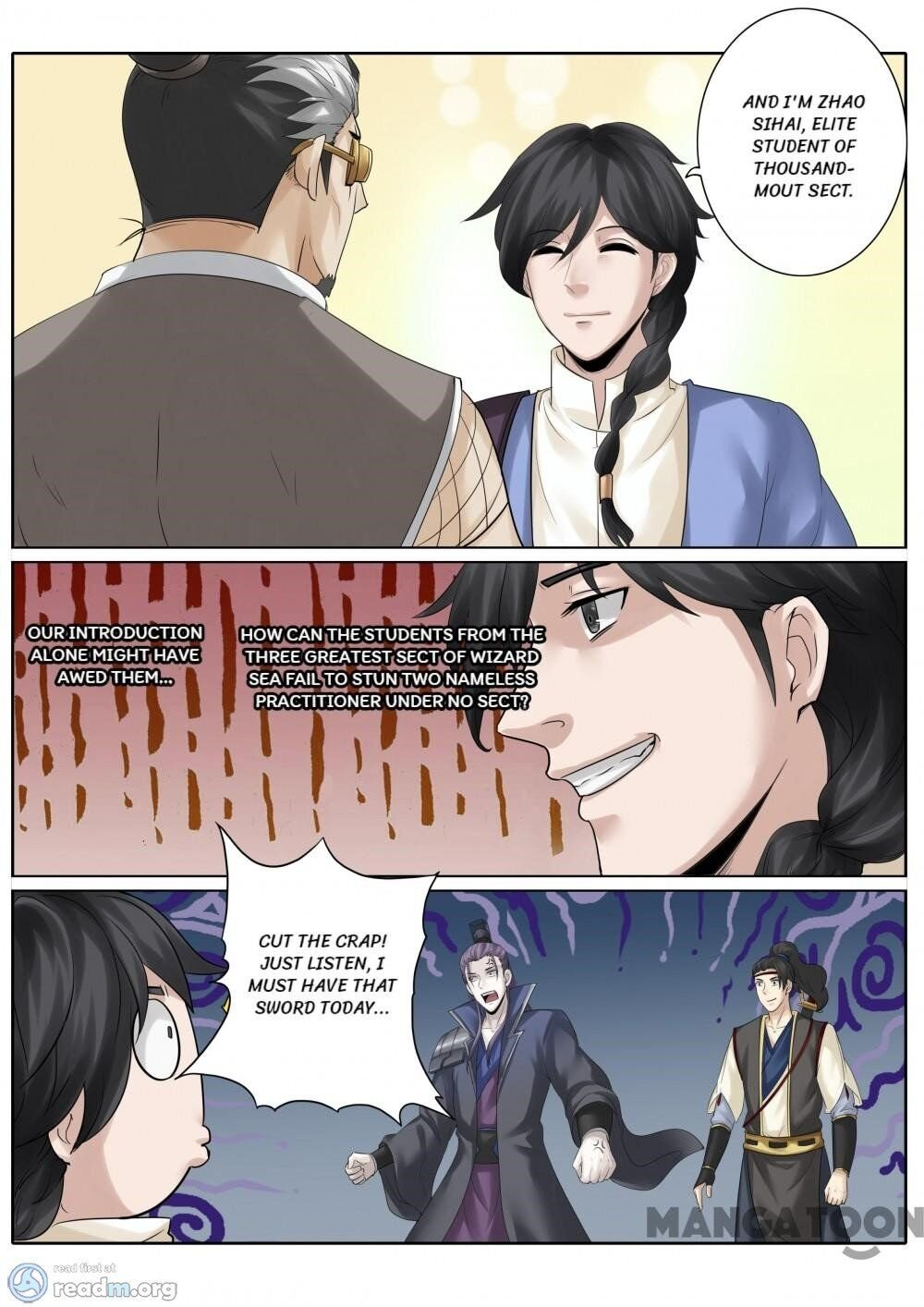 Manga All Heavenly Days - Chapter 172 Page 5