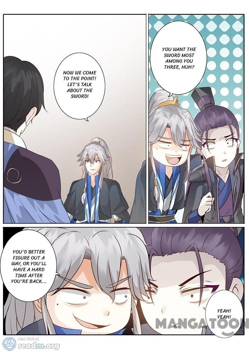 Manga All Heavenly Days - Chapter 174 Page 8