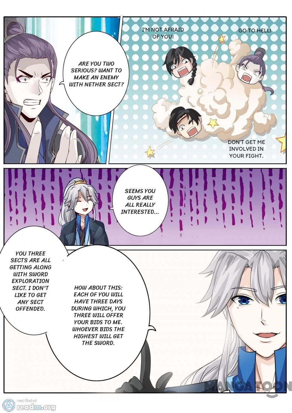 Manga All Heavenly Days - Chapter 174 Page 10