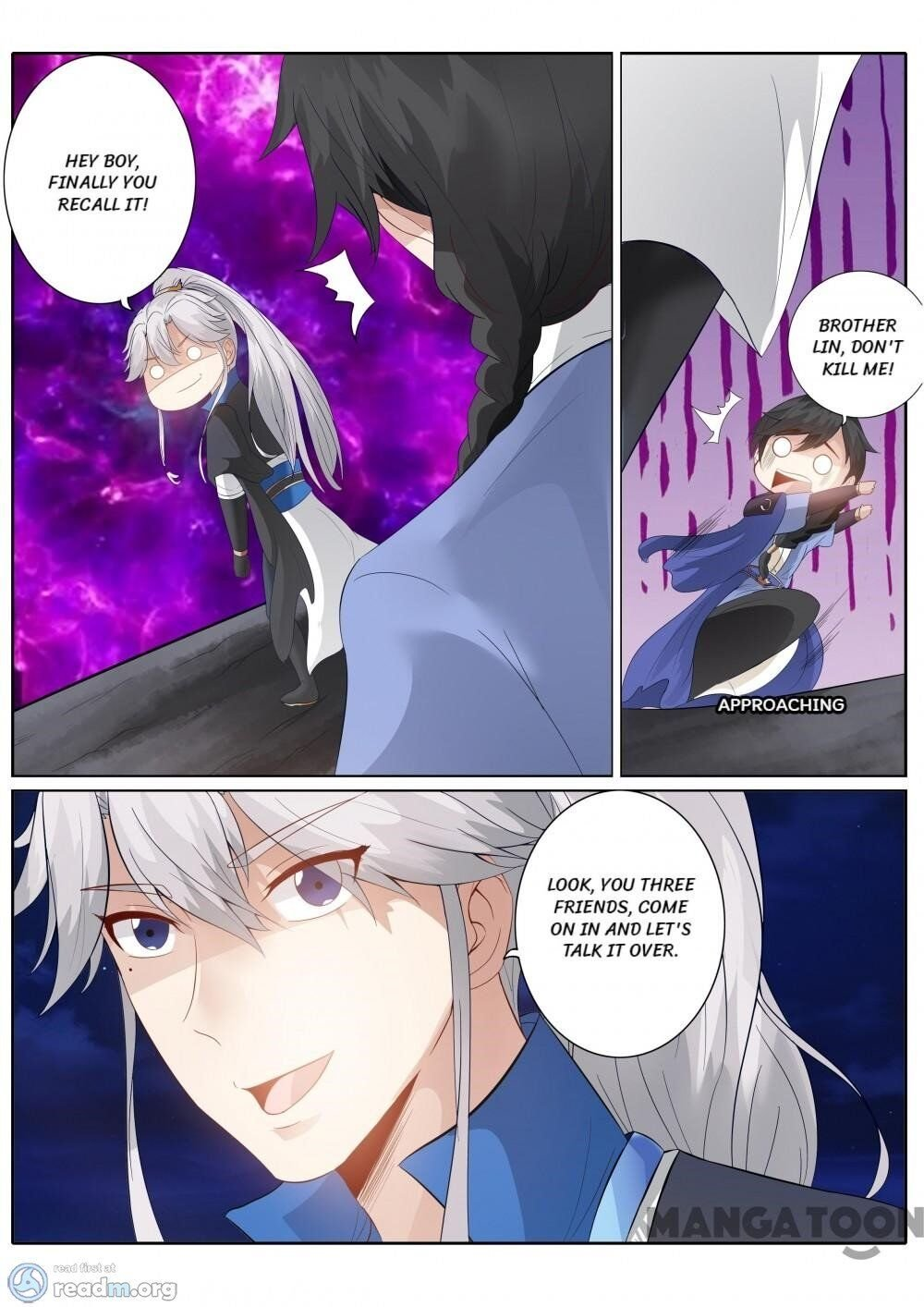 Manga All Heavenly Days - Chapter 174 Page 6