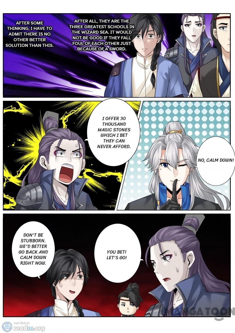 Manga All Heavenly Days - Chapter 175 Page 2