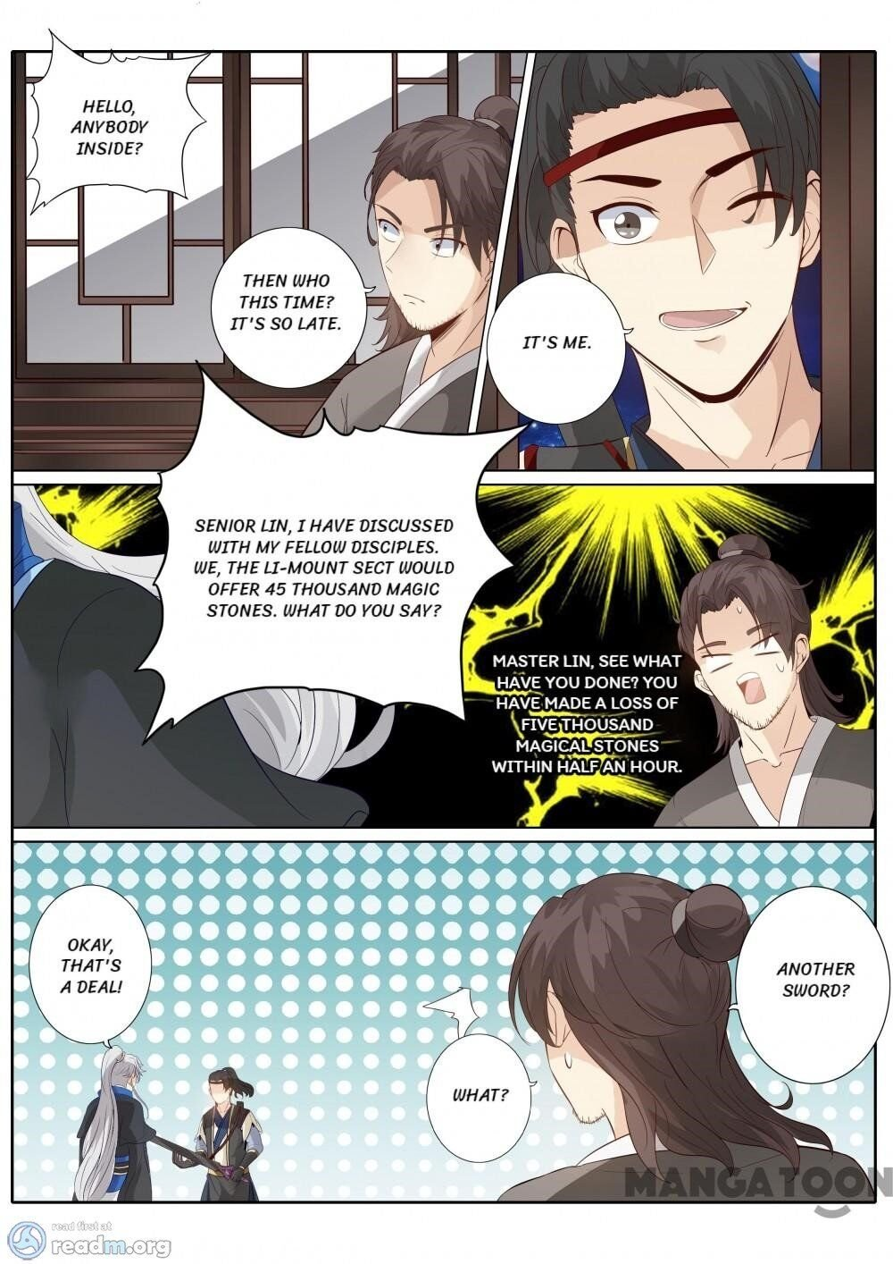 Manga All Heavenly Days - Chapter 175 Page 7