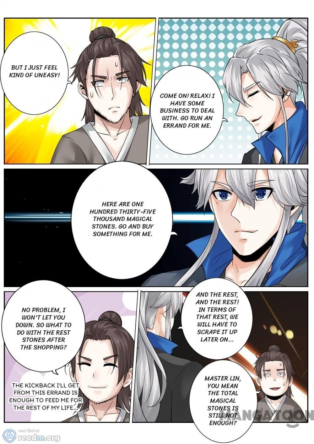 Manga All Heavenly Days - Chapter 175 Page 10