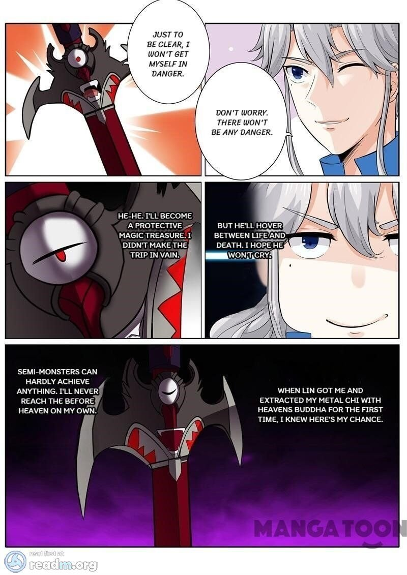 Manga All Heavenly Days - Chapter 177 Page 3