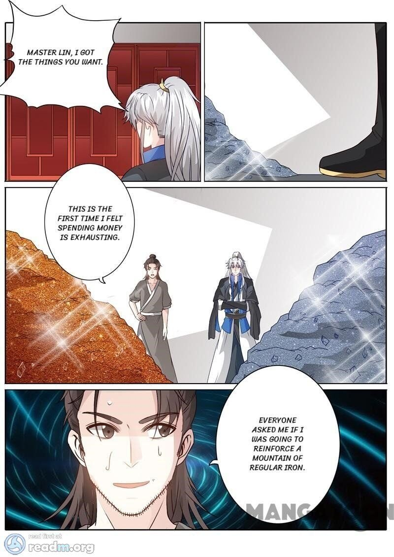 Manga All Heavenly Days - Chapter 177 Page 8