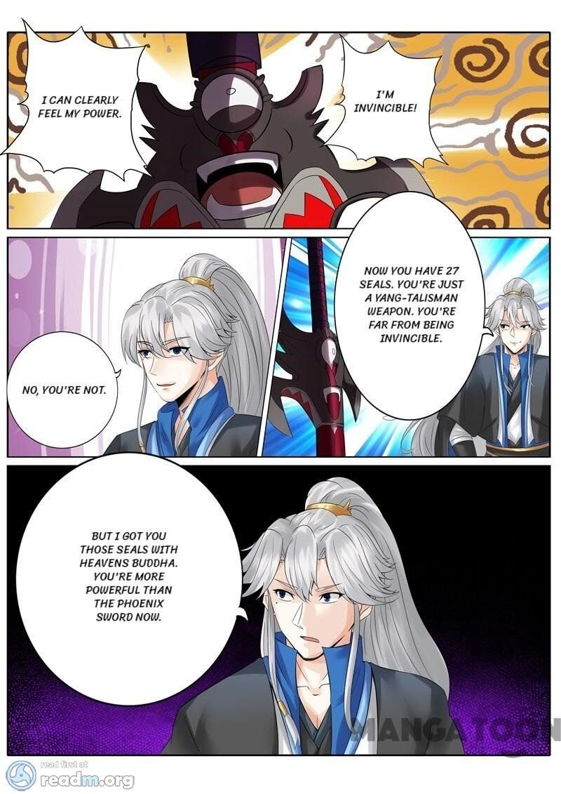 Manga All Heavenly Days - Chapter 177 Page 7