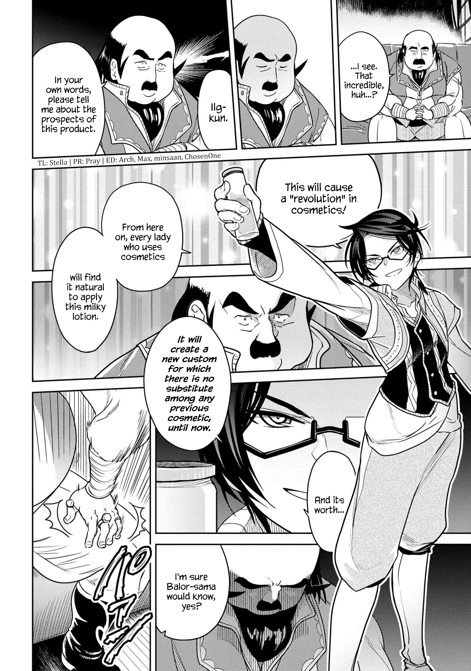 Manga The World's Best Assassin, Reincarnated in a Different World as an Aristocrat - Chapter 5.3 Page 1