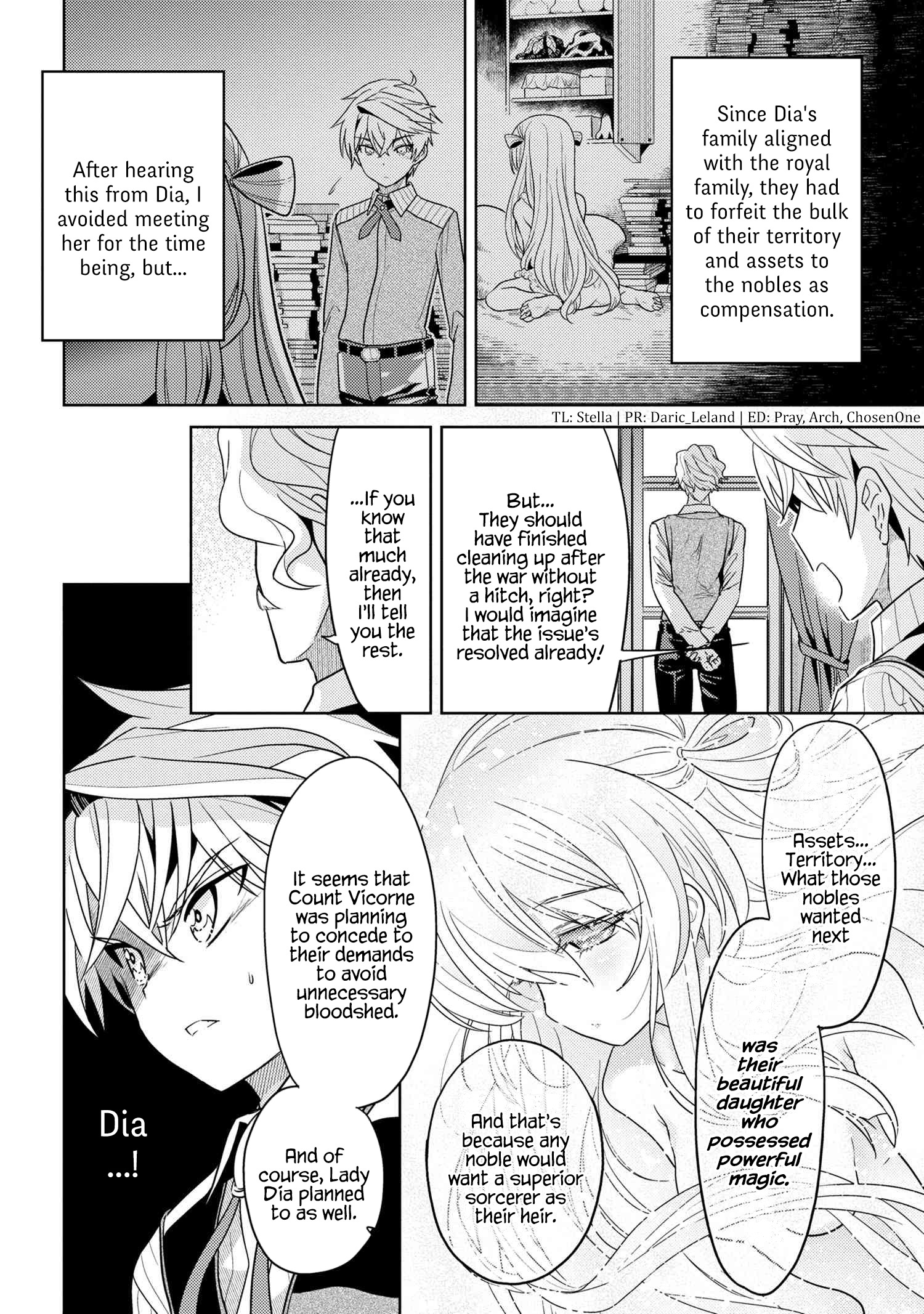 Manga The World's Best Assassin, Reincarnated in a Different World as an Aristocrat - Chapter 7.2 Page 3