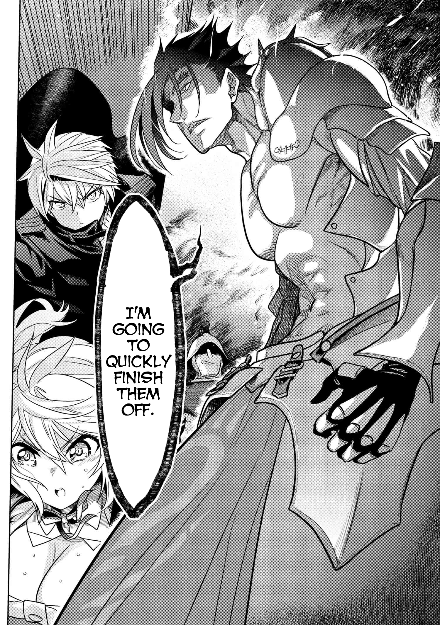 Manga The World's Best Assassin, Reincarnated in a Different World as an Aristocrat - Chapter 7.2 Page 15