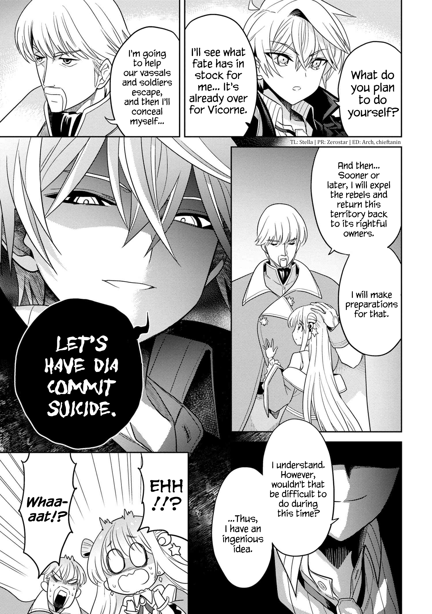 Manga The World's Best Assassin, Reincarnated in a Different World as an Aristocrat - Chapter 8.2 Page 4