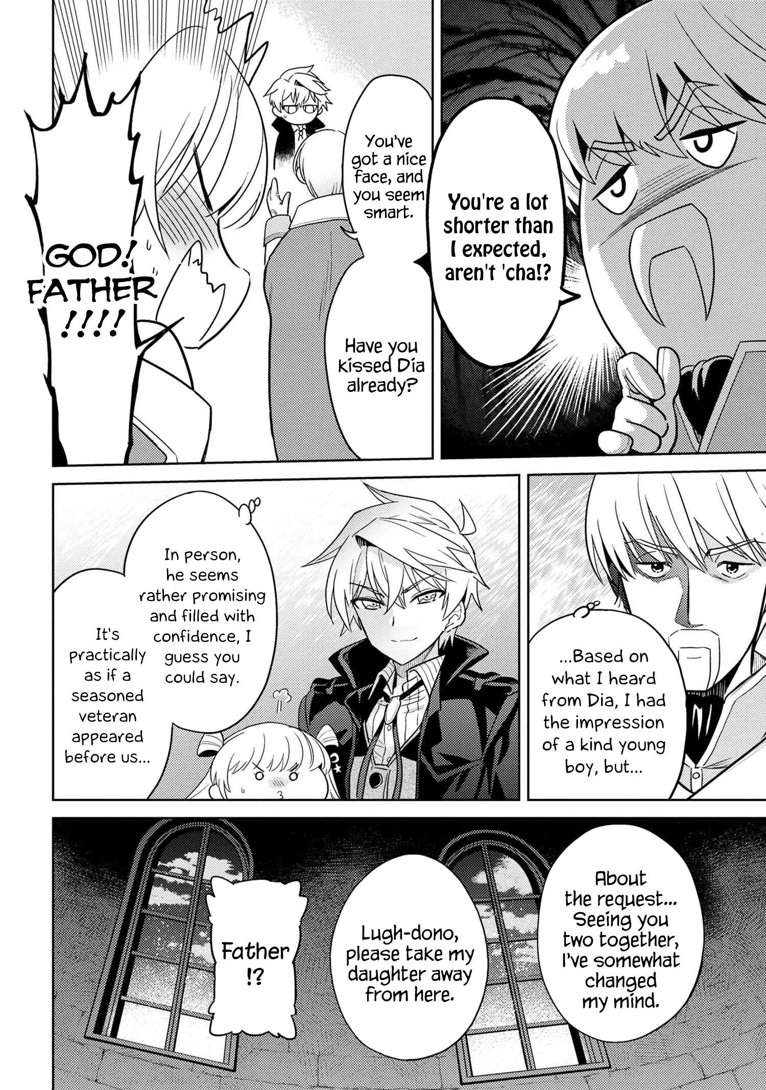 Manga The World's Best Assassin, Reincarnated in a Different World as an Aristocrat - Chapter 8.2 Page 3