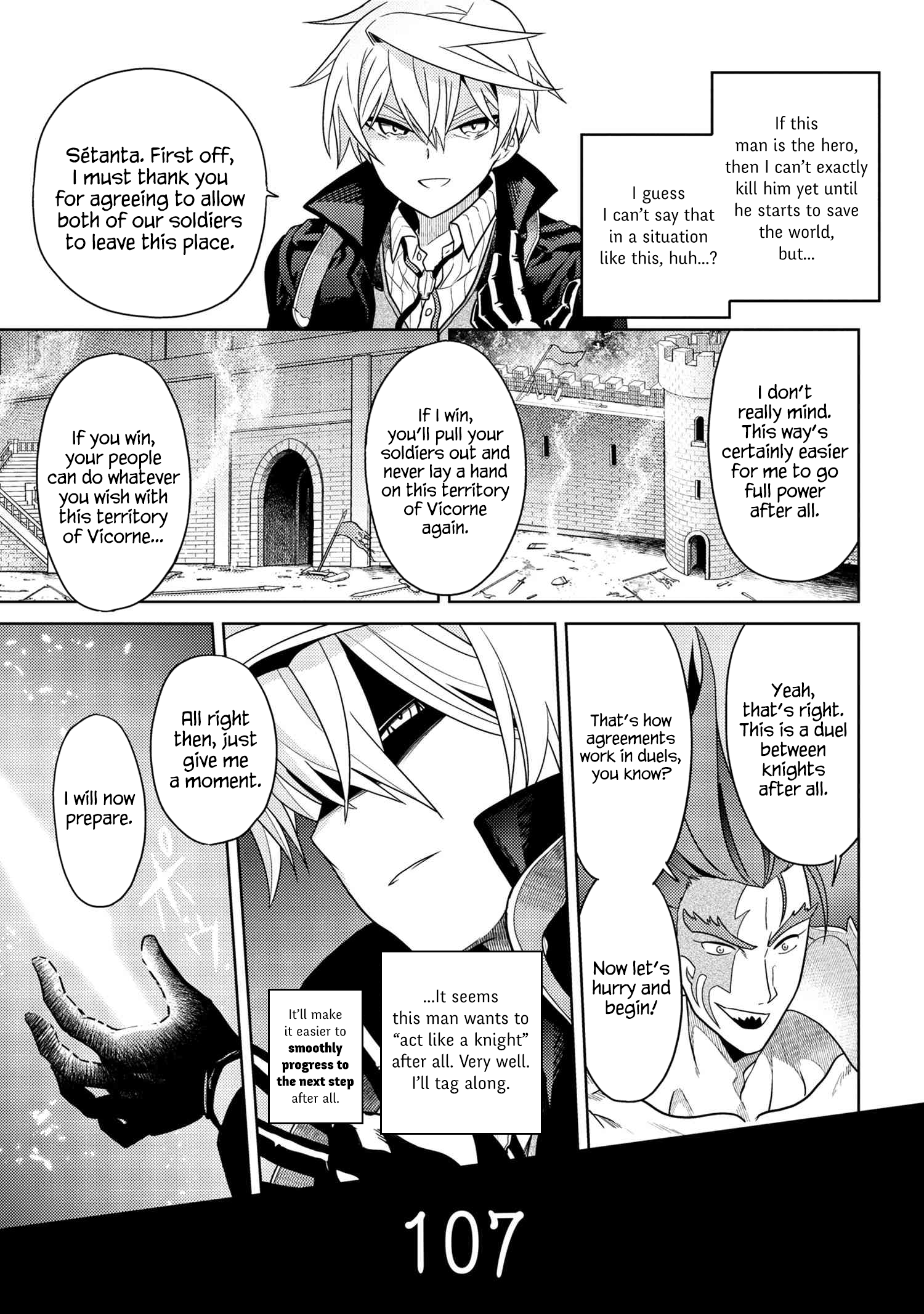 Manga The World's Best Assassin, Reincarnated in a Different World as an Aristocrat - Chapter 9 Page 10