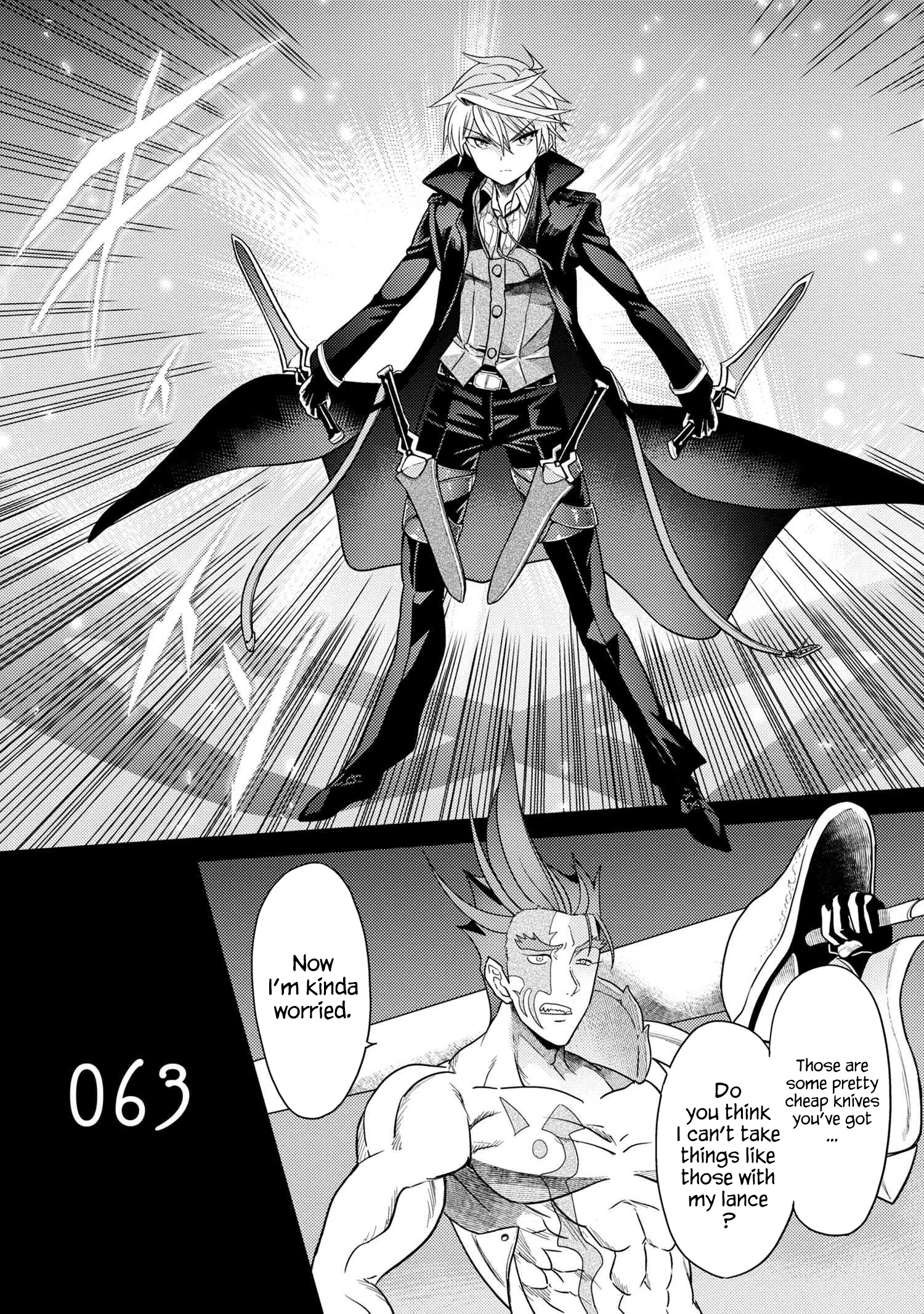 Manga The World's Best Assassin, Reincarnated in a Different World as an Aristocrat - Chapter 9 Page 11