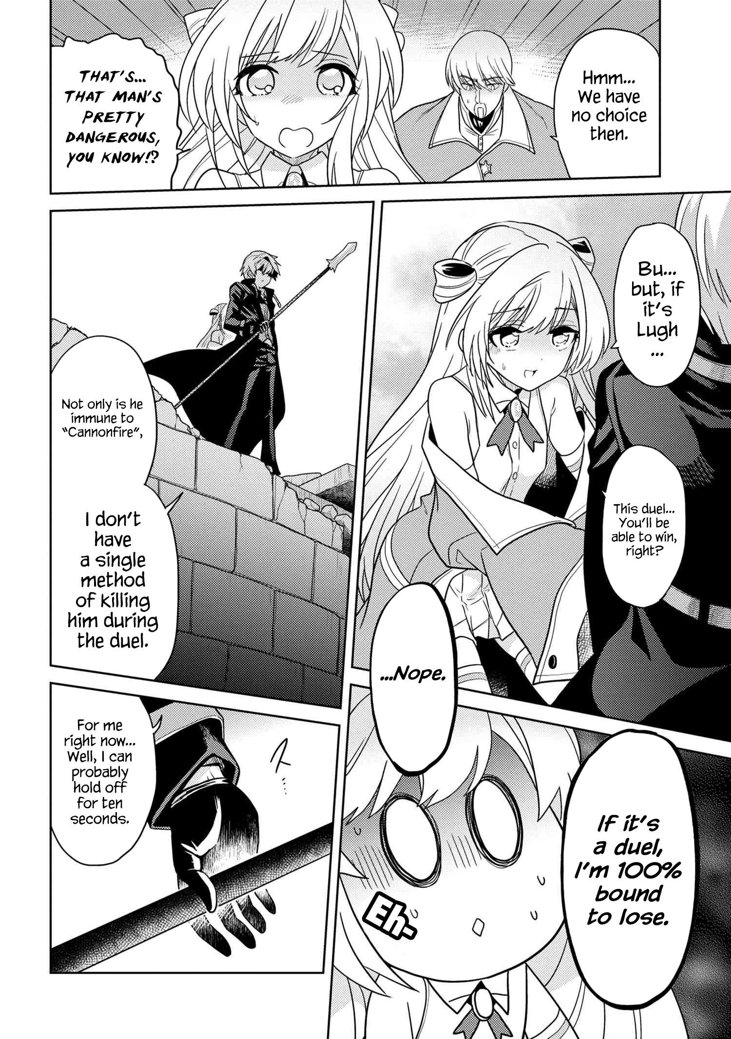 Manga The World's Best Assassin, Reincarnated in a Different World as an Aristocrat - Chapter 9 Page 4