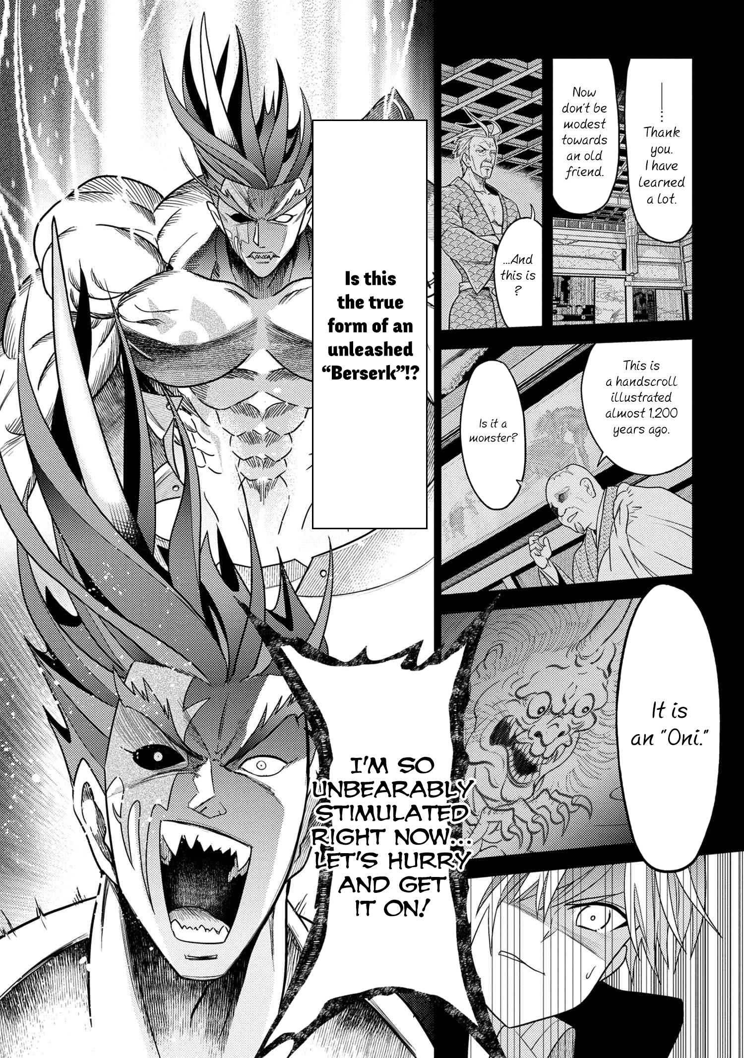 Manga The World's Best Assassin, Reincarnated in a Different World as an Aristocrat - Chapter 9 Page 13