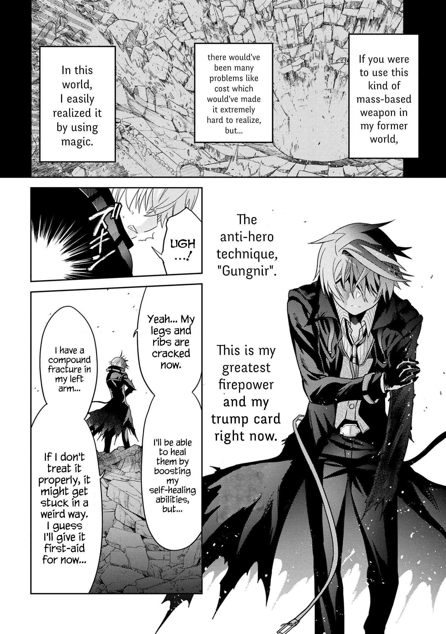 Manga The World's Best Assassin, Reincarnated in a Different World as an Aristocrat - Chapter 9 Page 26
