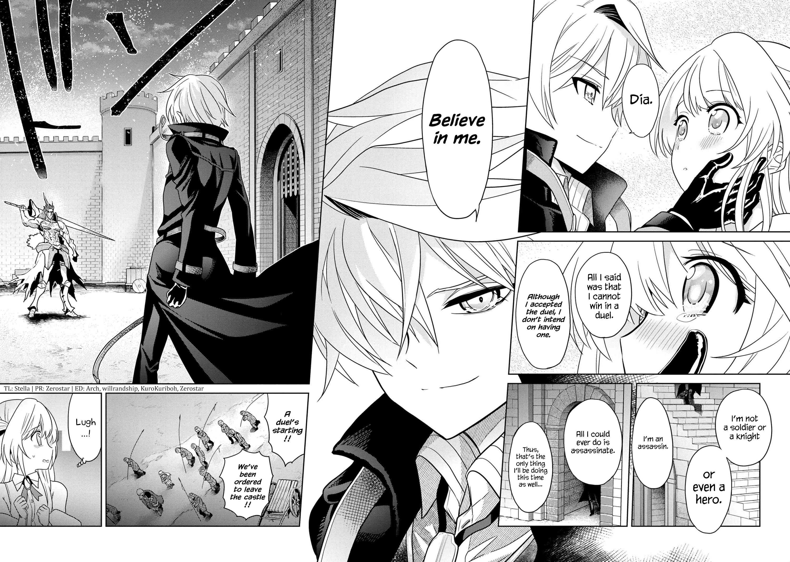 Manga The World's Best Assassin, Reincarnated in a Different World as an Aristocrat - Chapter 9 Page 6