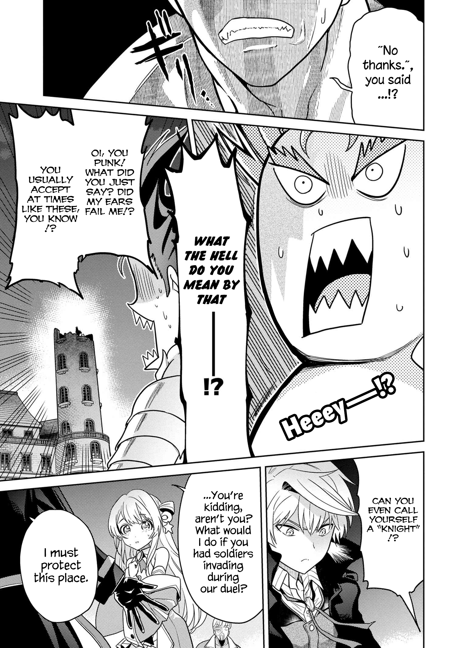 Manga The World's Best Assassin, Reincarnated in a Different World as an Aristocrat - Chapter 9 Page 1