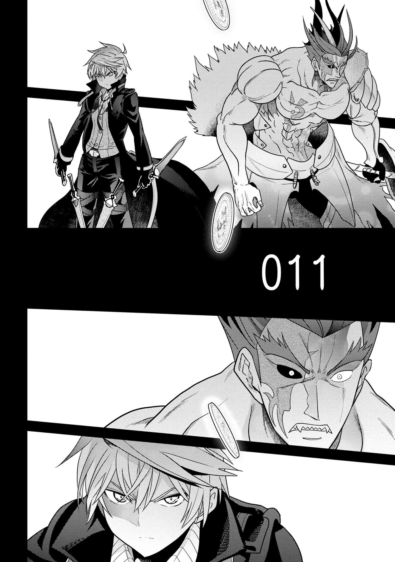 Manga The World's Best Assassin, Reincarnated in a Different World as an Aristocrat - Chapter 9 Page 15