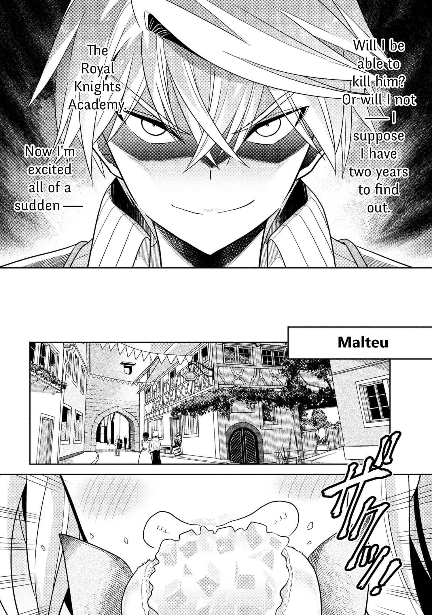 Manga The World's Best Assassin, Reincarnated in a Different World as an Aristocrat - Chapter 10 Page 22