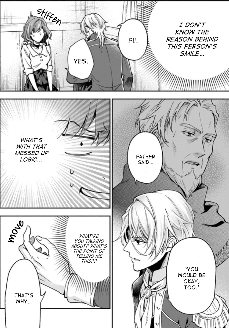 Manga Lady Rose Wants to be a Commoner - Chapter 10 Page 24
