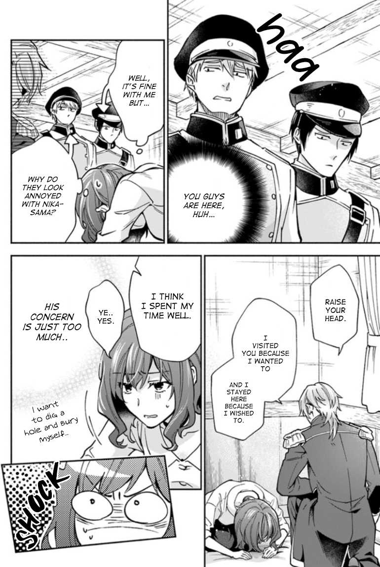 Manga Lady Rose Wants to be a Commoner - Chapter 10 Page 20