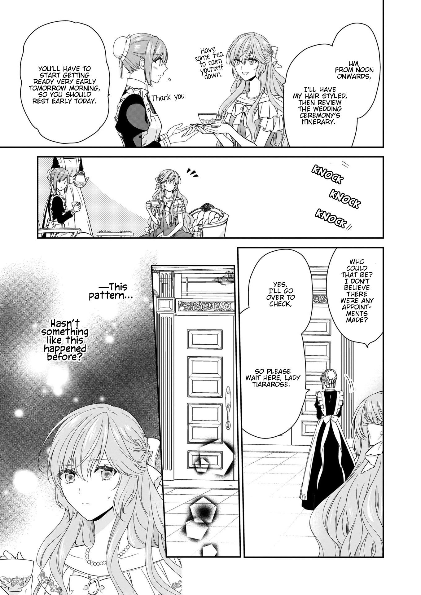 Manga The Villainess Is Adored by the Crown Prince of the Neighboring Kingdom - Chapter 23 Page 10