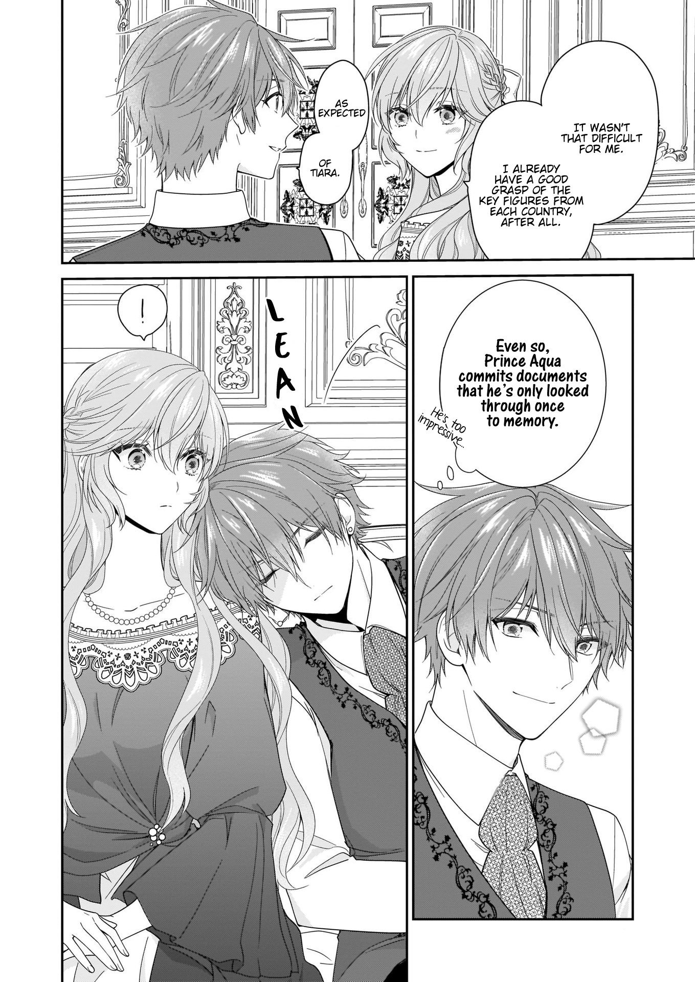 Manga The Villainess Is Adored by the Crown Prince of the Neighboring Kingdom - Chapter 23 Page 7