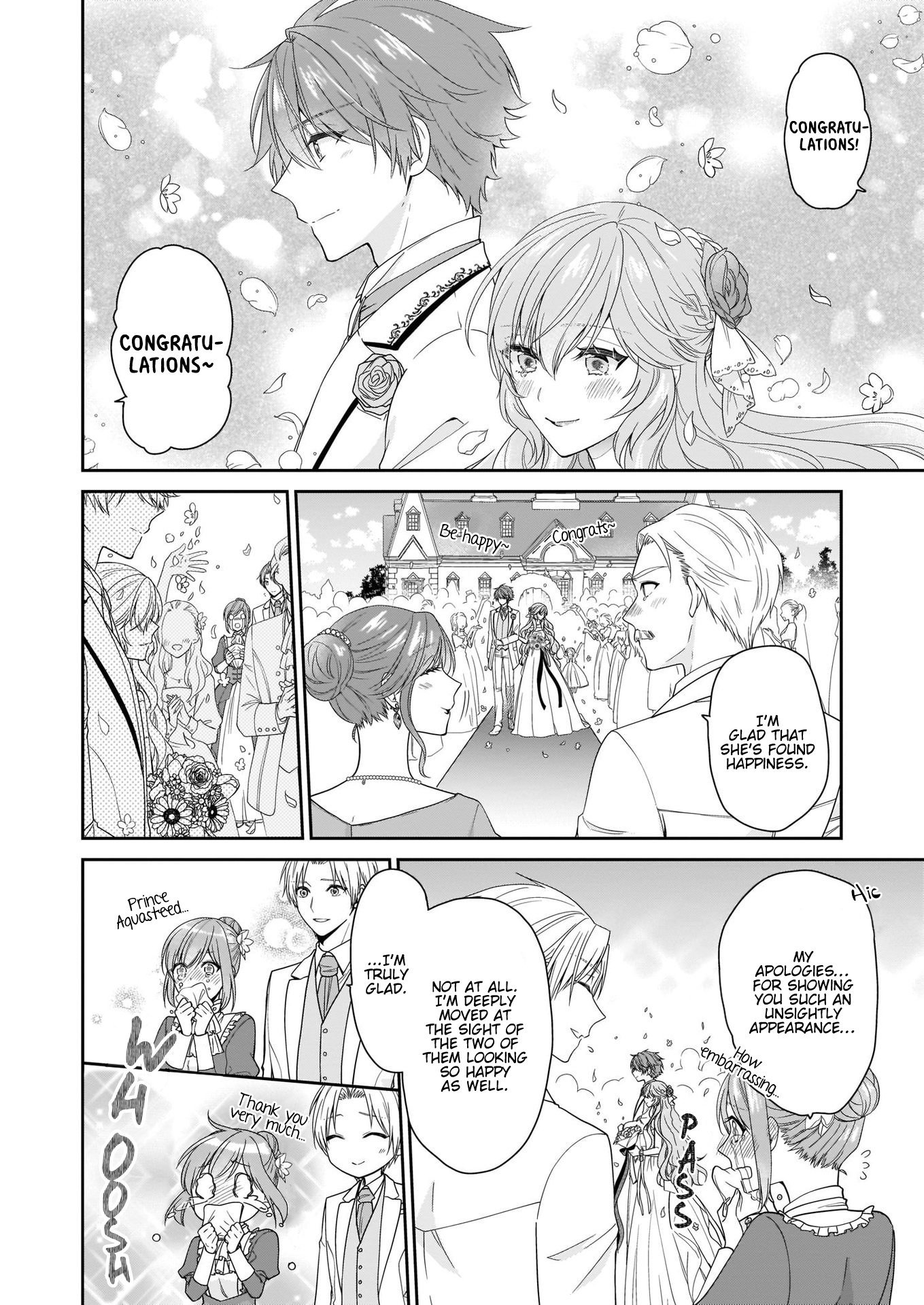 Manga The Villainess Is Adored by the Crown Prince of the Neighboring Kingdom - Chapter 23 Page 3