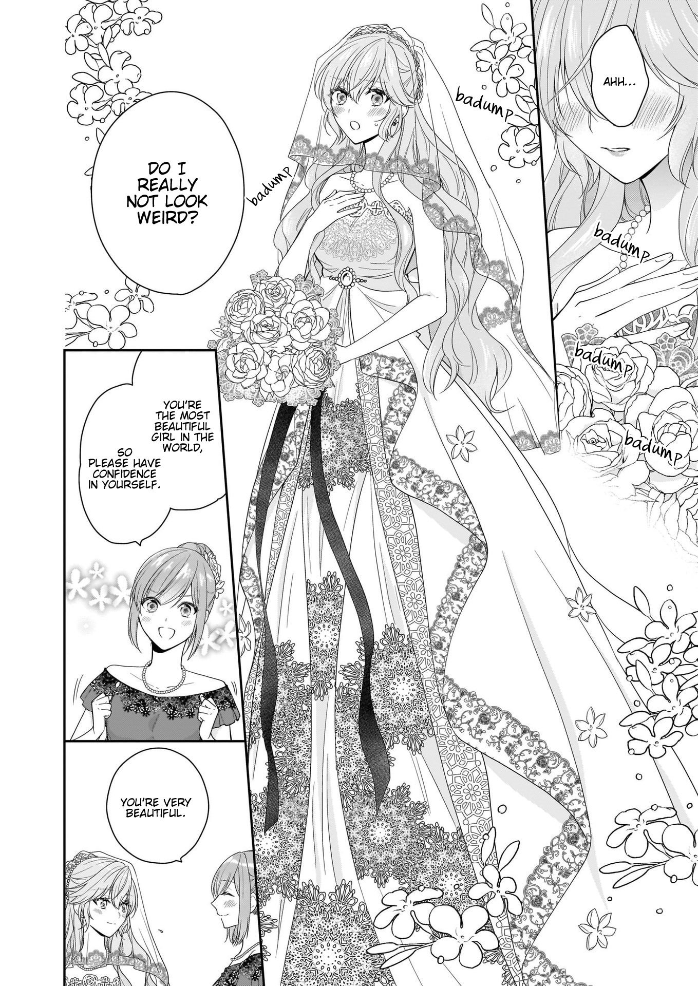 Manga The Villainess Is Adored by the Crown Prince of the Neighboring Kingdom - Chapter 24 Page 3
