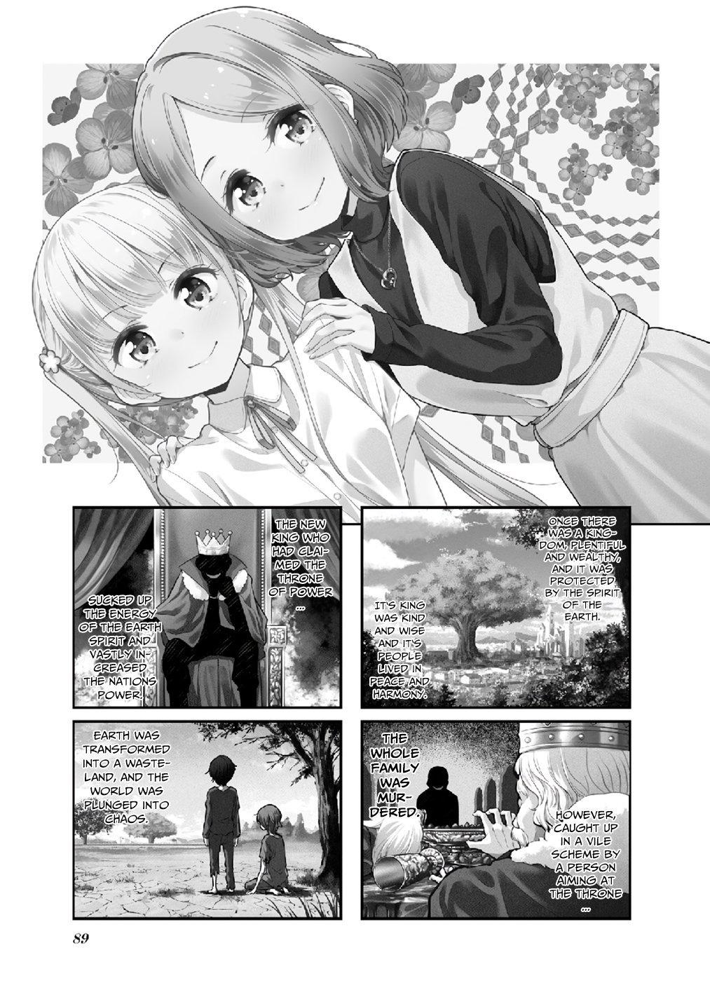 Manga New Game! - Chapter 126 Page 1