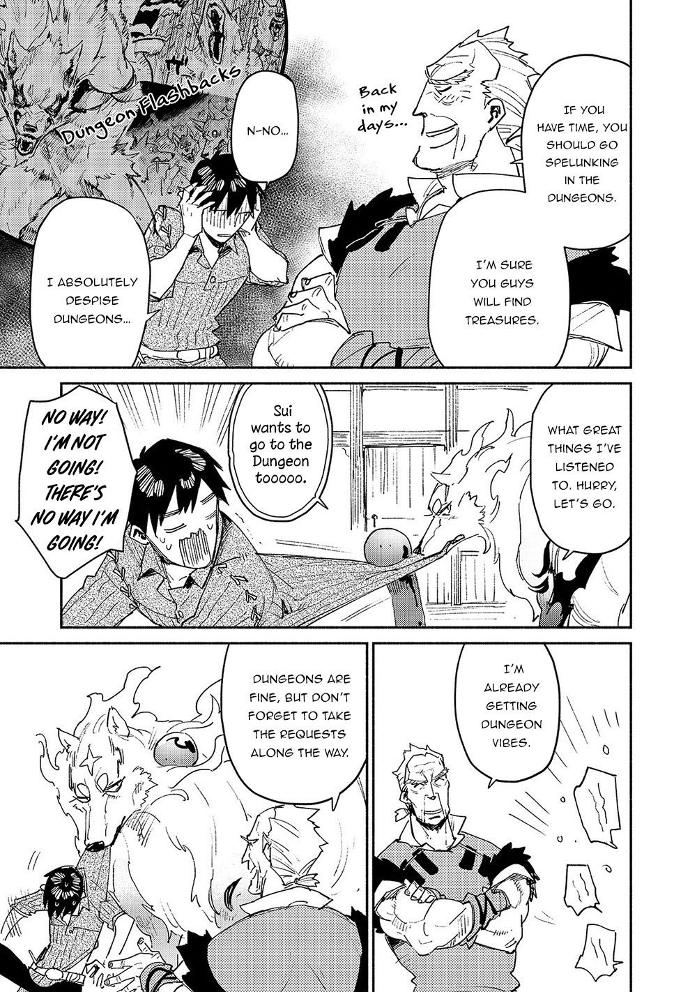 Manga Regarding the Display of an Outrageous Skill Which Has Incredible Powers - Chapter 33 Page 19