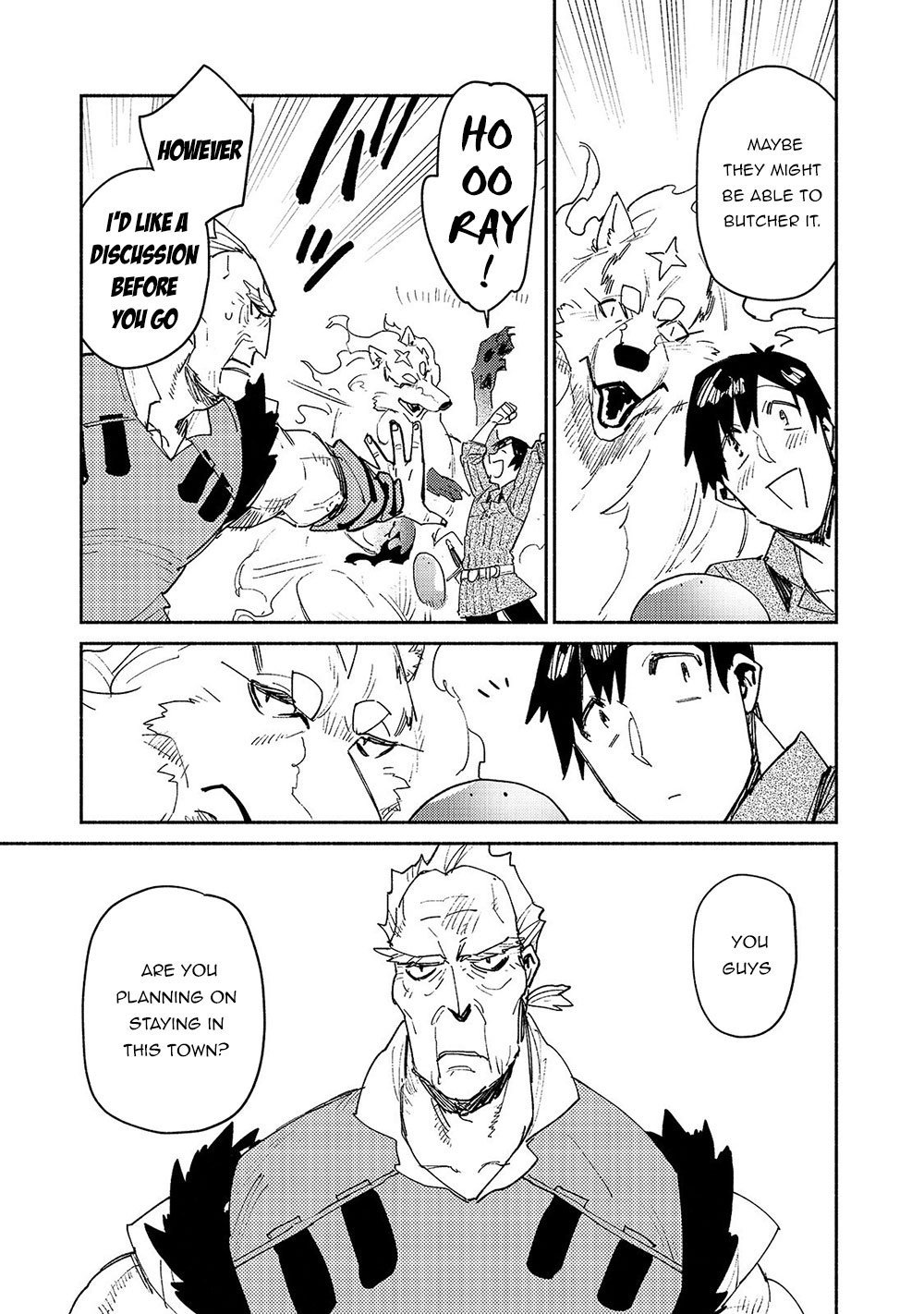 Manga Regarding the Display of an Outrageous Skill Which Has Incredible Powers - Chapter 33 Page 10