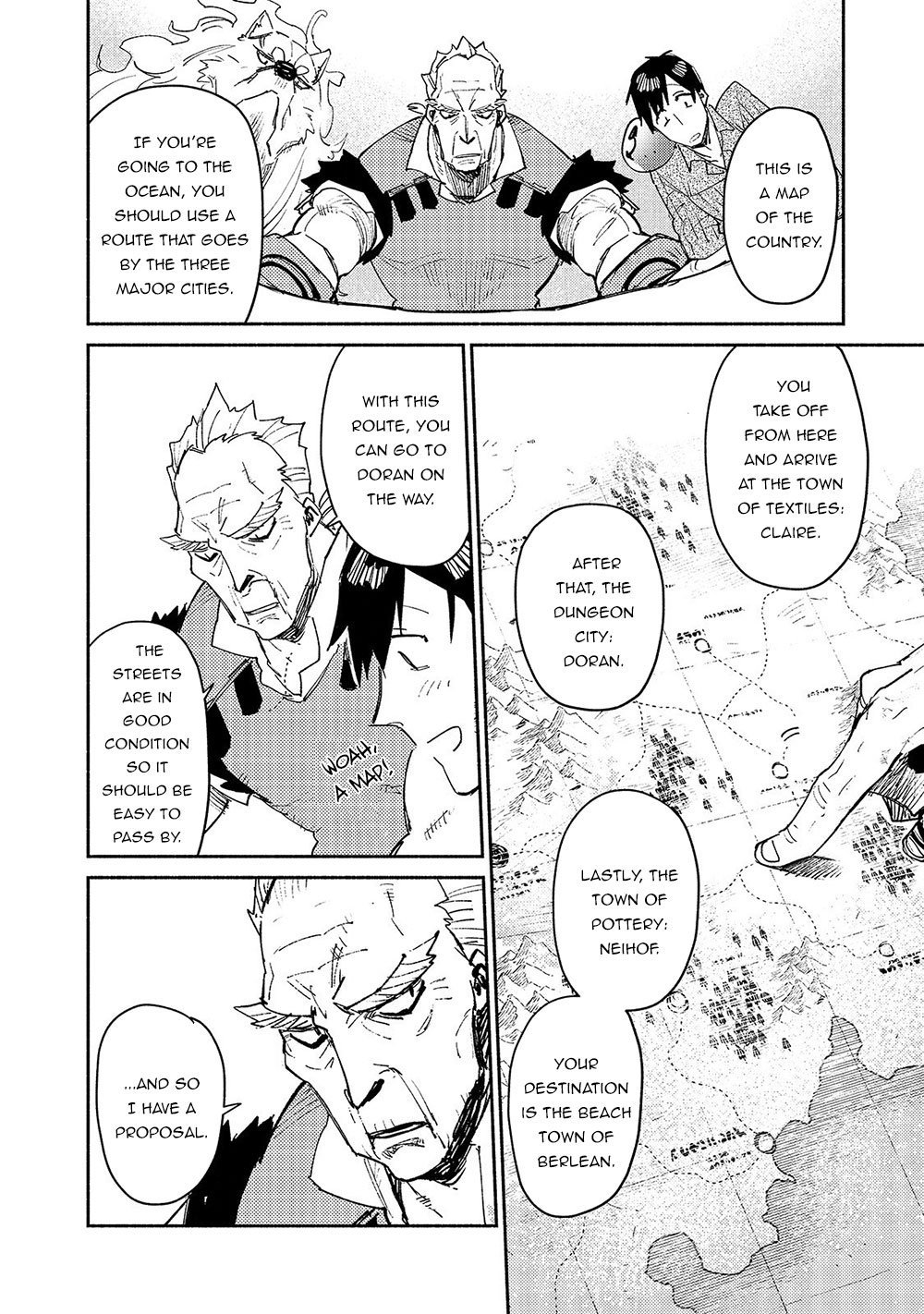 Manga Regarding the Display of an Outrageous Skill Which Has Incredible Powers - Chapter 33 Page 15