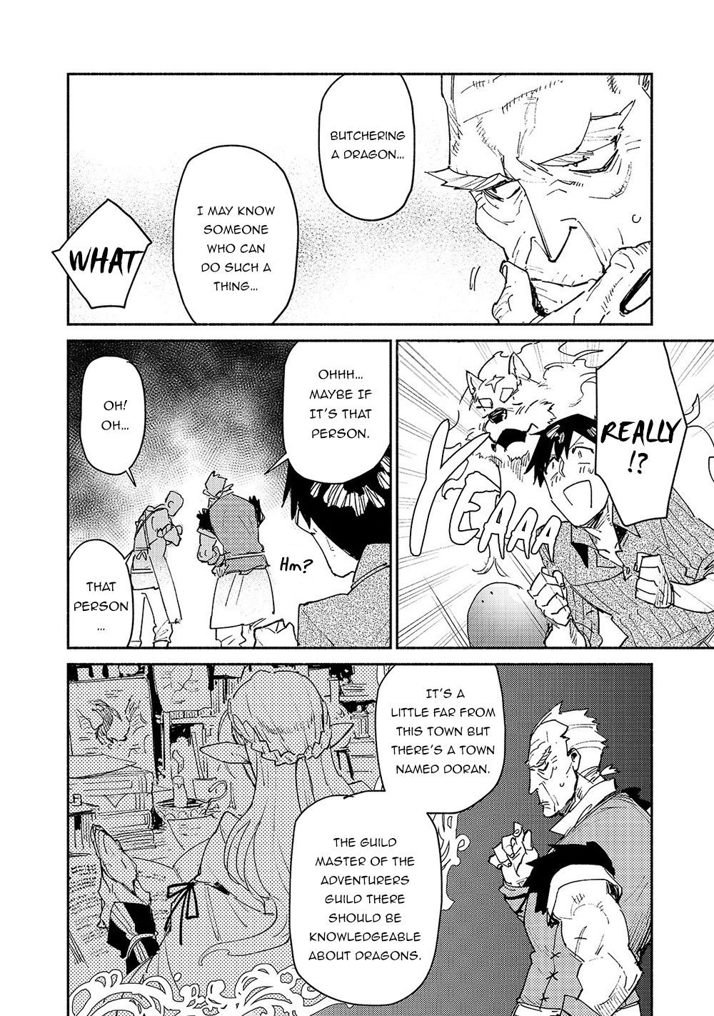 Manga Regarding the Display of an Outrageous Skill Which Has Incredible Powers - Chapter 33 Page 9