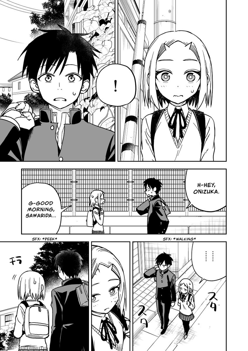 Manga Onizuka-chan and Sawarida-kun - Chapter 28 Page 1