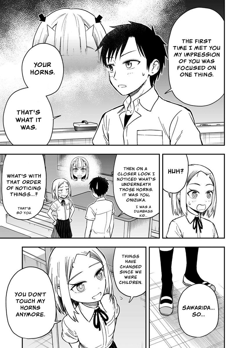 Manga Onizuka-chan and Sawarida-kun - Chapter 47 Page 1