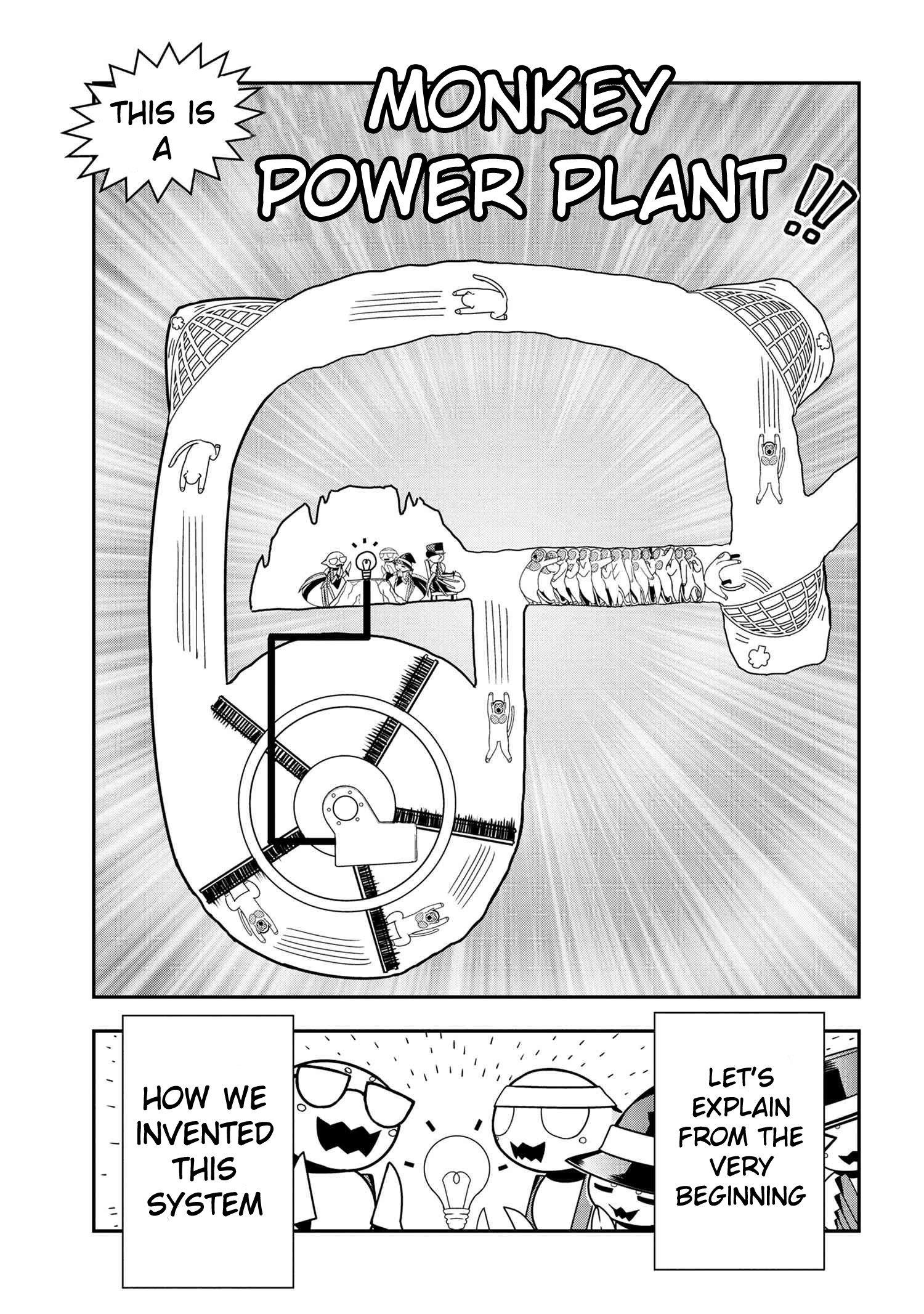 Manga Kumo Desu ga, Nani ka? Daily Life of the Four Spider Sisters - Chapter 51 Page 1