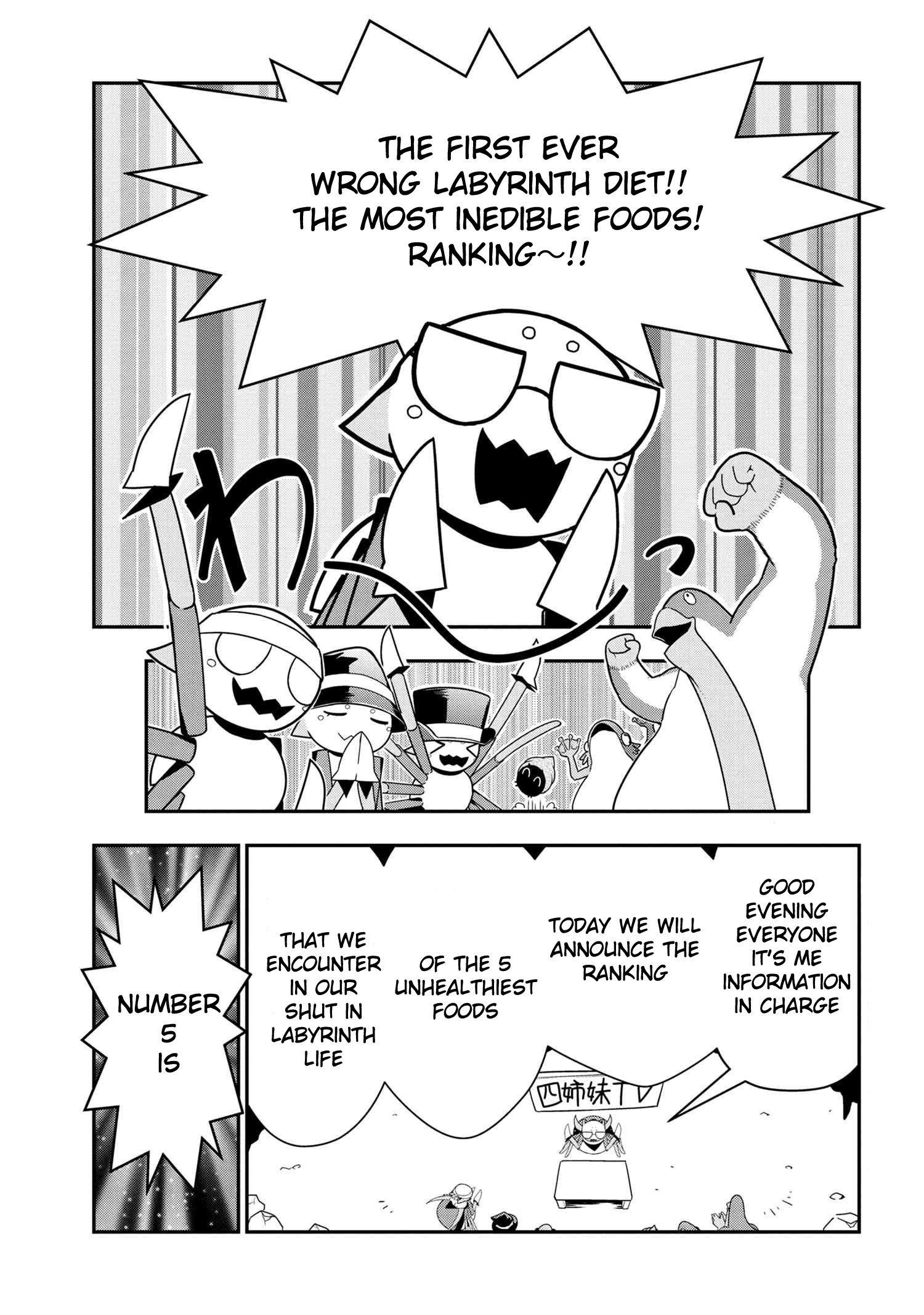 Manga Kumo Desu ga, Nani ka? Daily Life of the Four Spider Sisters - Chapter 55 Page 1